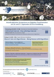 Plakat Heidelberg 2018